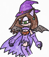 K.B. the Bat - Gaia Request by VedtheFlameDevil