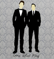 come what may - klaine by Onemi