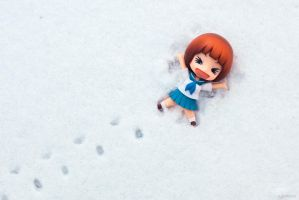 Mako Snow by frasbob
