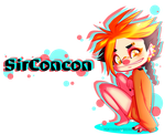 SirConcon's Orange by MxTeddybear
