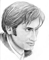 The Doctor - David Tennant by kelly42fox