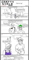 Minecraft Comic: CraftyGirls Pg 29 by TomBoy-Comics