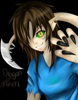 DragonHeart :art trade: by Ren-Ryuki