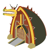 Hiccup Home by BradleyEighth