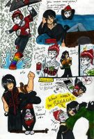 Jack and Chase Doodles by sanely-insane