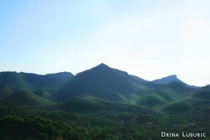 Over the hills and far away... by Drii-a7x