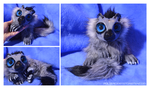 Newborn Gunpowder Drake Doll by Isvoc
