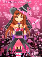 little miss witch CottonCloud by sugarpinkcloud