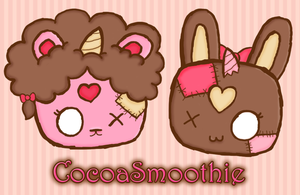 Cocoa and Smoothie by cocoasmoothie