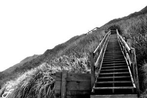 Stairs to Heaven by symptomfinger