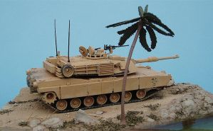 Abrams Main Battle Tank by Low688