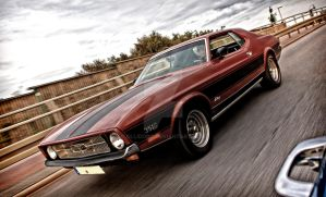 Fast 1972 Coupe by Ollidoro