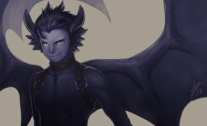 HTTYD2: Toothless, Sort of by nururuateka