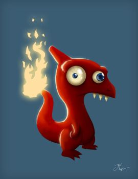 Charmeleon by Stag-Cavaliere