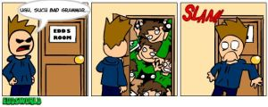 EWcomics No.10 - Grammar by eddsworld