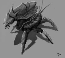 Insect concept 1 by zzteozz