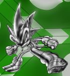 Metallic Sonic by Sweecrue