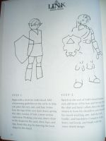 how to draw link 1 part 1 by Link-crazy