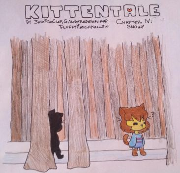 KittenTale Chapter IV: Snowy -Preview Image- by FluffyMarshmallow