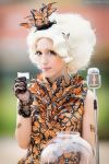 Effie Trinket - Happy Hunger Games by Selhin