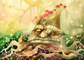 oak by Gai-Gaal