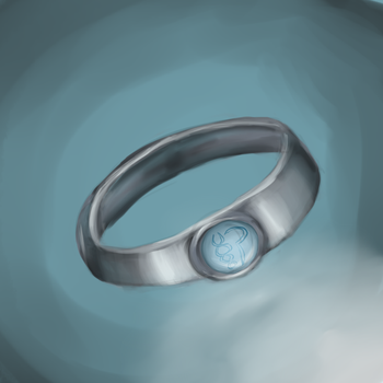 Pokeumans - Humanizing Ring paint by xXunovianXx