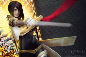 League of Legends - Fiora 2 - Katsucon 2014 by ByndoGehk