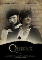 Queens Adventures - Poster by ATildeProduction