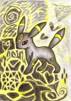 Umbreon by GlacySnowy