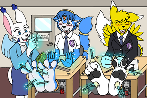 Detention Punishment by Caroos-Dungeon