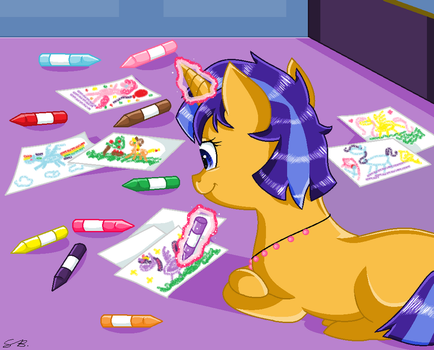 Drawing is great by IceCreamthecat