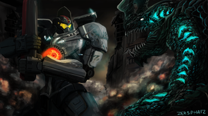 Pacific Rim by zersphaiz