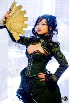 Original Steampunk by Yaya 3 by shiroin