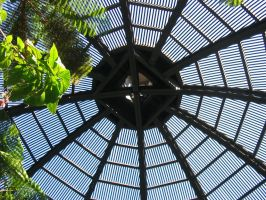 Octagonal Birdcage Roof by wulfiesacolyte