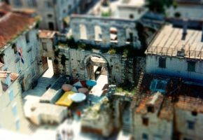 Split, Croatia by bhorwat