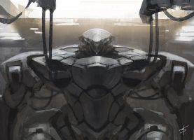 Osiris unit by VBagi