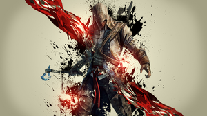 Assassins creed 3 wallpaper by OriginalBoss