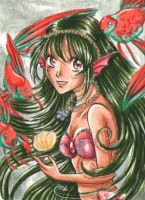 Dione ACEO by Mana-Kyusai