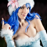 Juvia: Hello There! by OscarC-Photography