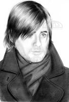 Jared Leto 09 (commission) by Ilojleen