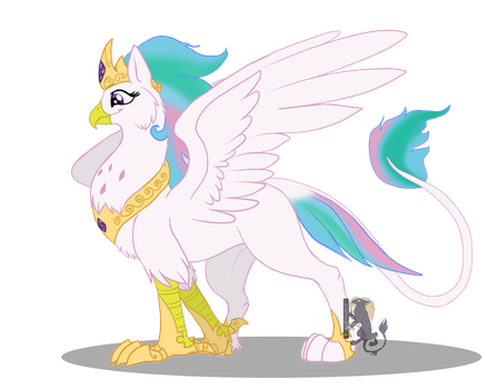 Gryphlestia by Husgryph