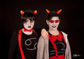 MC2015 Homestuck 03 by dragonslayero