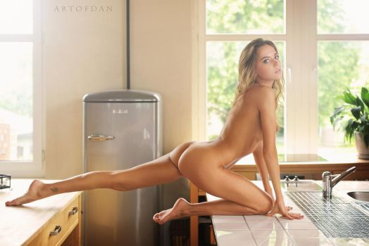 Kitchen Sports by artofdan70