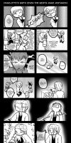 Aizen's mistake by Aduah