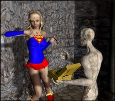 A Gift For Supergirl Raw File 04 by LordSnot