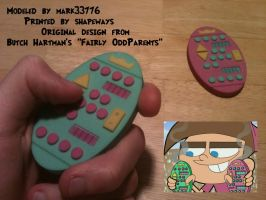 Timmy's Magic Remotes by mark33776