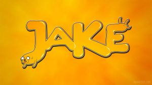 Jake the Dog by entangle