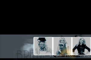 Britney Candie's Wallpaper II by NessaSotto