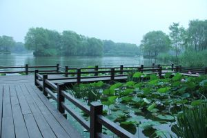 Park in Beijing by kristofv58
