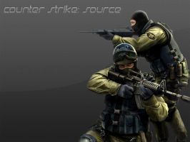 Counter Strike: Source by synt1kal